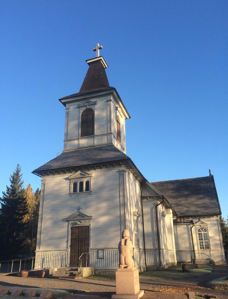 Alastaron Kirkko Loimaan Seurakunta